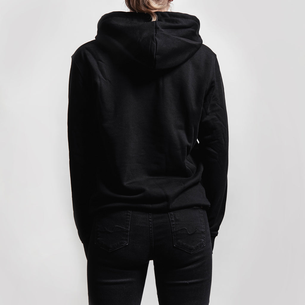 Embroidered Knife Hoodie