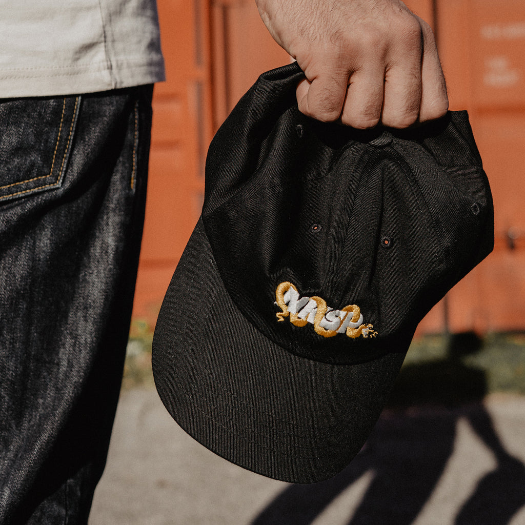 Embroidered NKSP Logo Cap