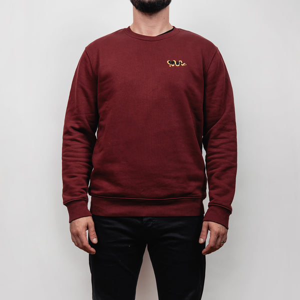 NKSP Embroidered Logo Sweatshirt