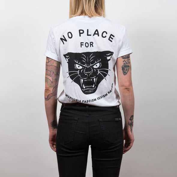 No Place White