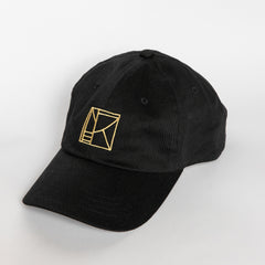 Embroidered Monogram Cap