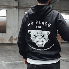 No Place Zip-Up