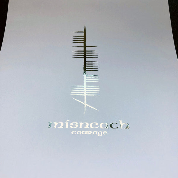 Discounted Foil Prints - Oregano Designs
