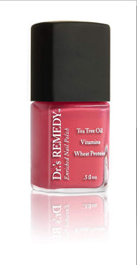 Dr.'s Remedy Enriched Nail Polish - PEACEFUL Pink Coral