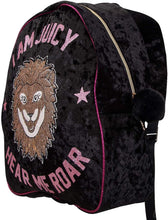 Juicy Couture Mini Backpacks For Girls - Bookbags for Women - Small Backpacks (Mini Backpack, Black)