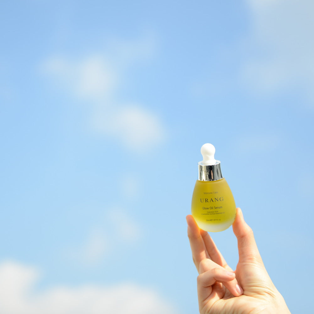 Urang Glow Oil Serum Cielo