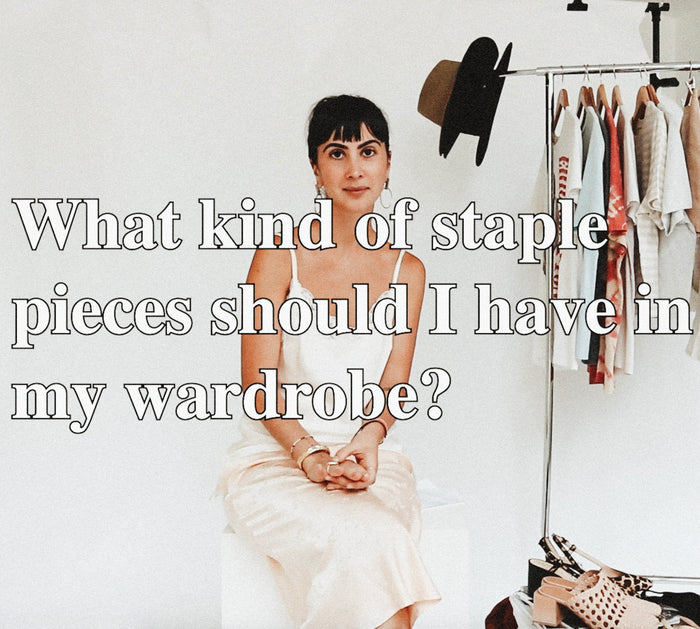 NAT ANSWERS ALL OF YOUR STYLING QUESTIONS