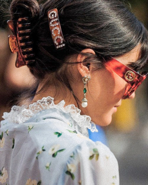 TREND: HAIR ACCESSORIES