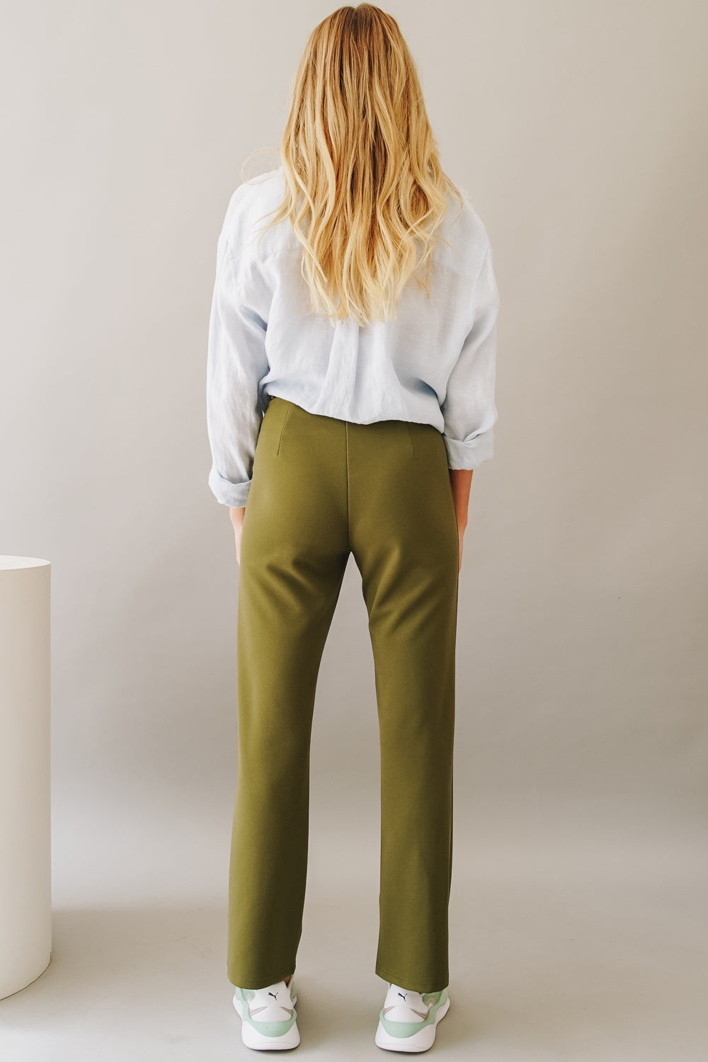 VRG GRL In My Element Pants // Khaki