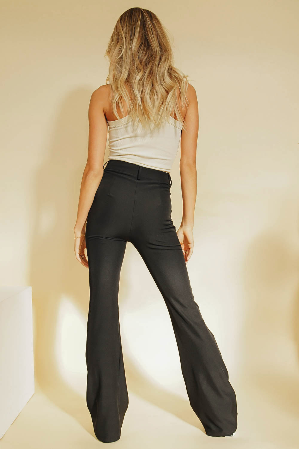 VG To The Bar Pants // Black