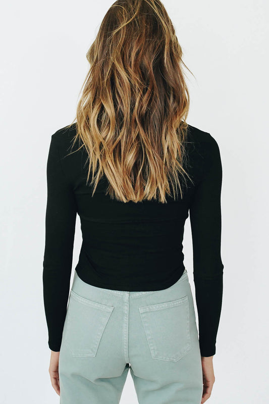 Golden Girl Knit // Leopard