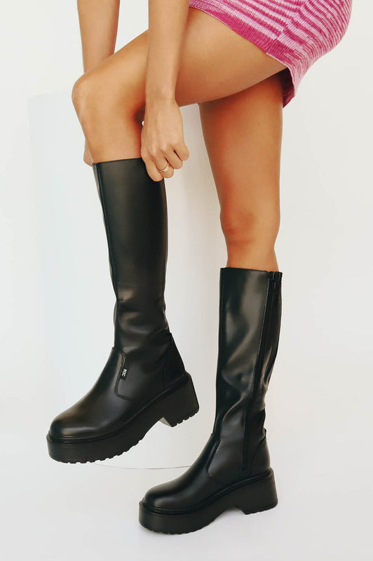 ROC Reckless Daughter Boots // Black
