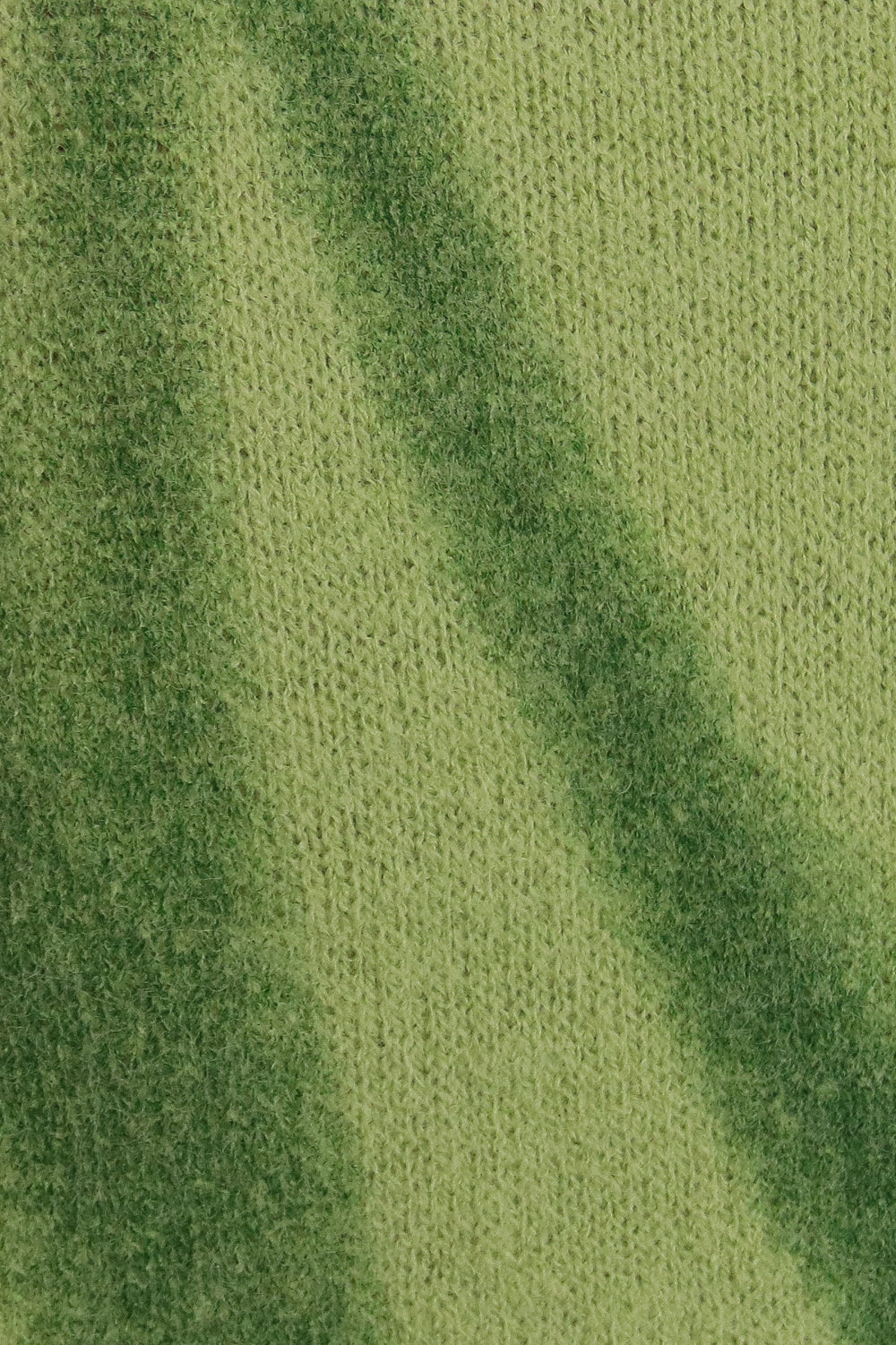 Along The Sidewalk Knit // Green