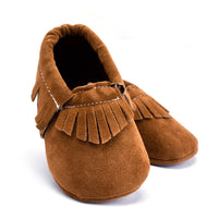 Suede Leather Moccasins Shoes
