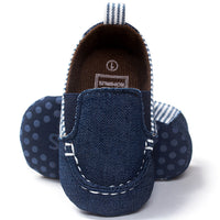 Baby First Walkers Soft Slip-On Shoes
