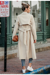 Manteau Long Tendance