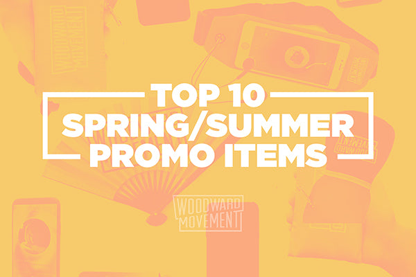 Spring/Summer Top 10 Promotional Items 2020 (under $5)