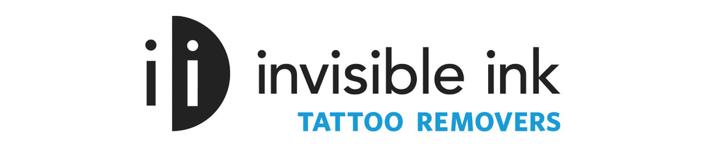 Invisible Ink Tattoo Removers Scrubs