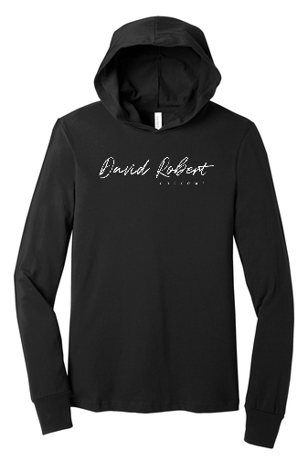 David Robert Customs Unisex Long Sleeve Tshirt Hoodie
