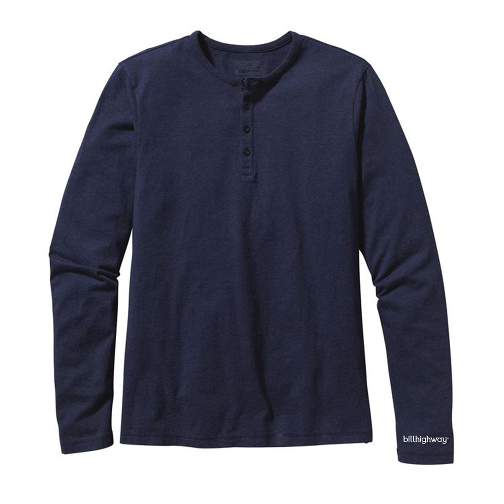 Patagonia Men's Long Sleeved Daily Henley