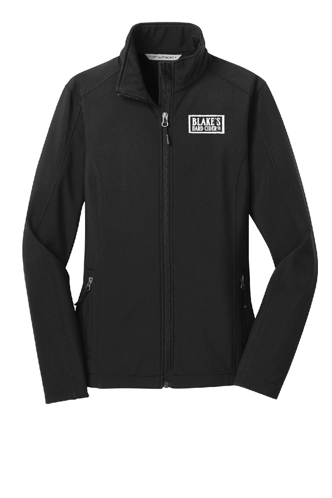 Blake's Hard Cider Ladies Core Soft Shell Jacket