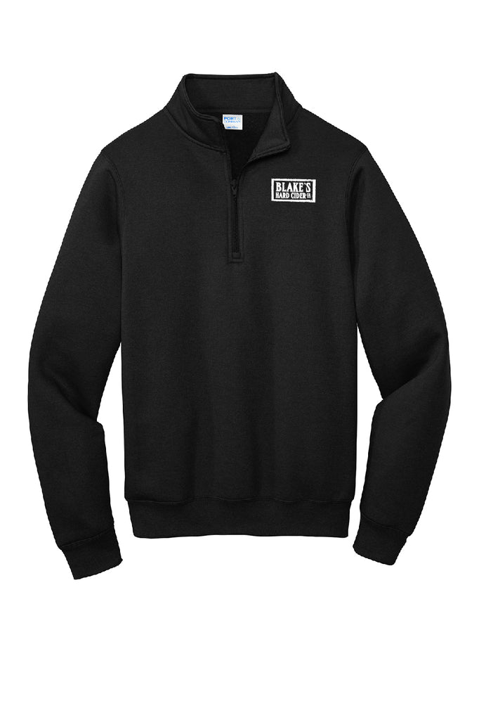 Blake's Hard Cider Fleece 1/4-Zip Pullover Sweatshirt