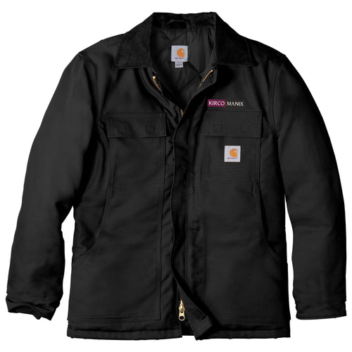 Kirco Manix Carhartt ® Duck Traditional Coat