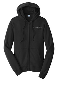 David Robert Customs Midweight Zip Hoodie