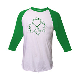 Royal Oak Shamrock Baseball Tee