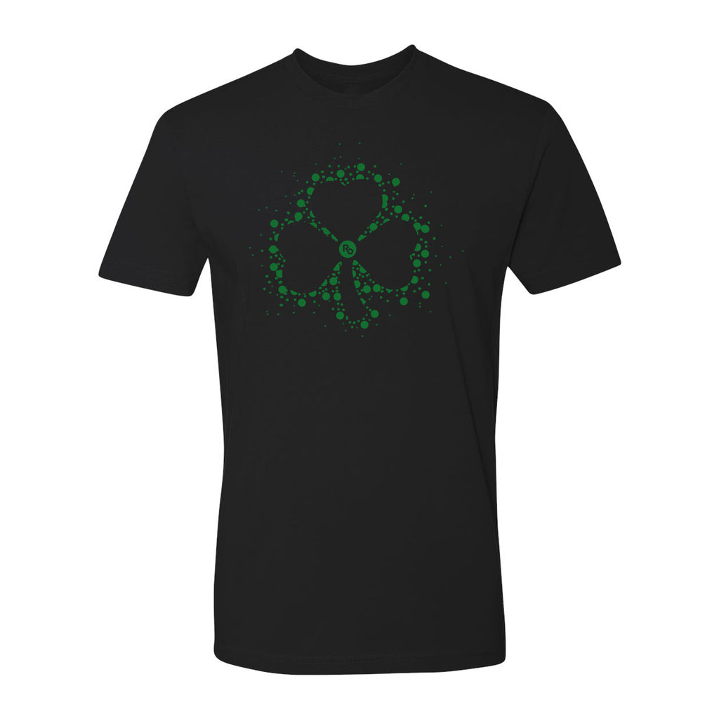 Royal Oak Shamrock Black Tee