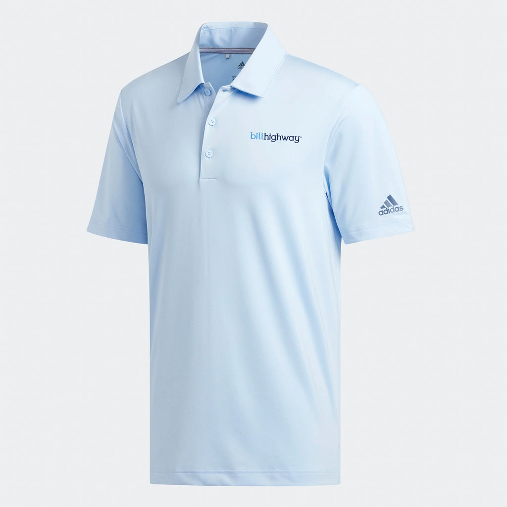 Adidas Ultimate365 Solid Crestable Polo