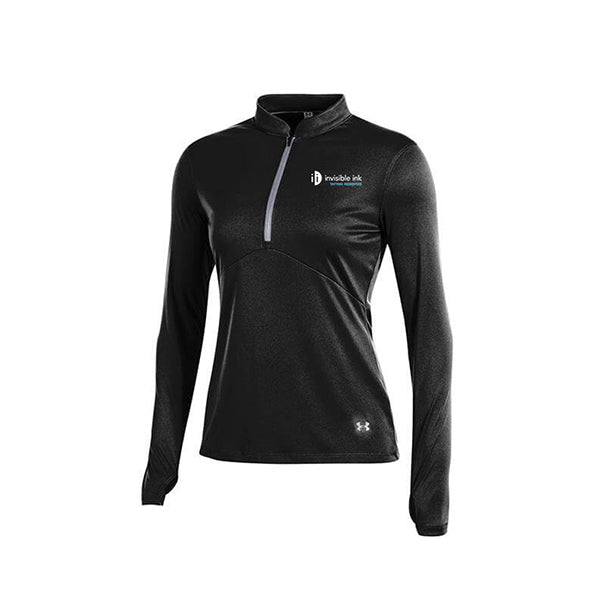 Under Armour Women's Swift 1/4 Zip Mock