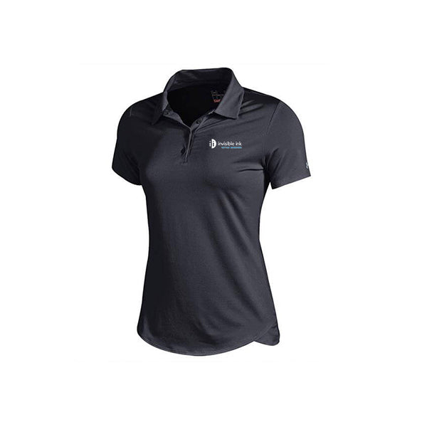 Under Armour Women's Leader Short Sleeve Polo