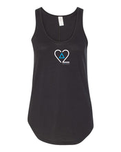 Women's Vintage 50/50 Jersey Backstage Tank - Love2Change