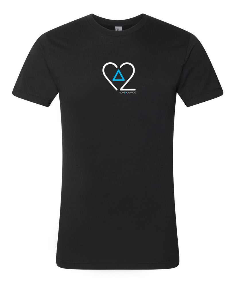 Unisex 50/50 Poly/Cotton T-Shirt - Love2Change
