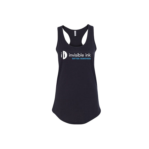 Women's Jersey Racerback Tank - Full Chest Print