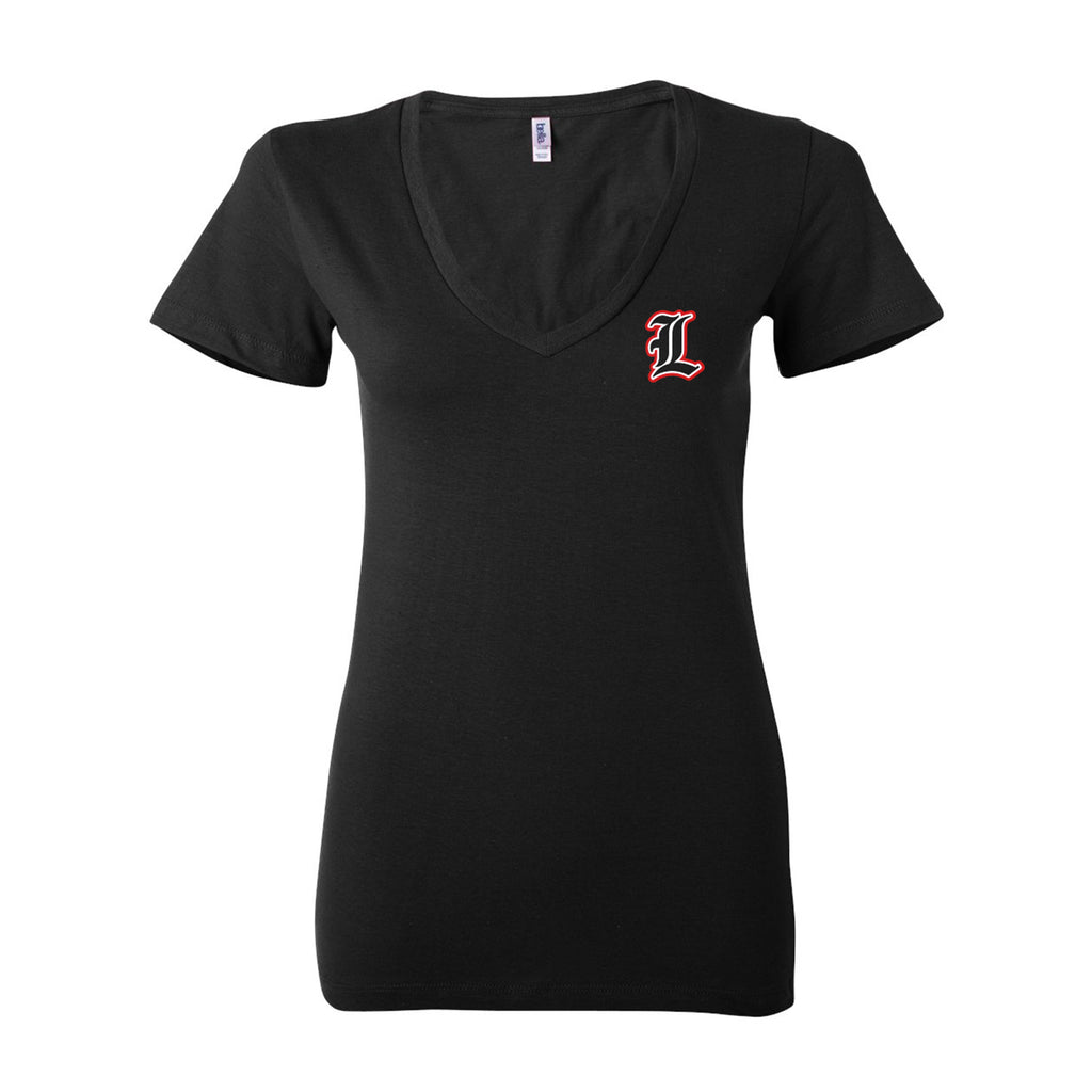 Linden Eagles Women's V-Neck