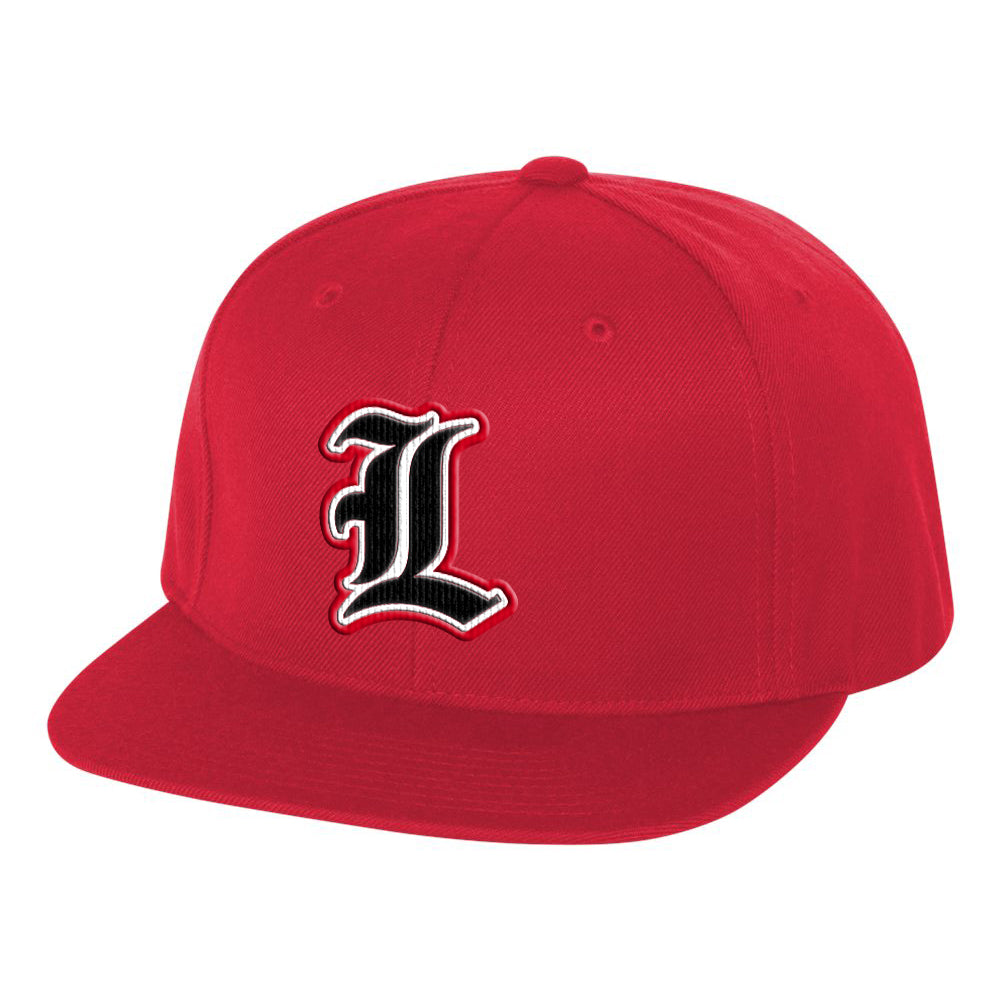 Linden Eagles - Flat Bill Snapback Cap