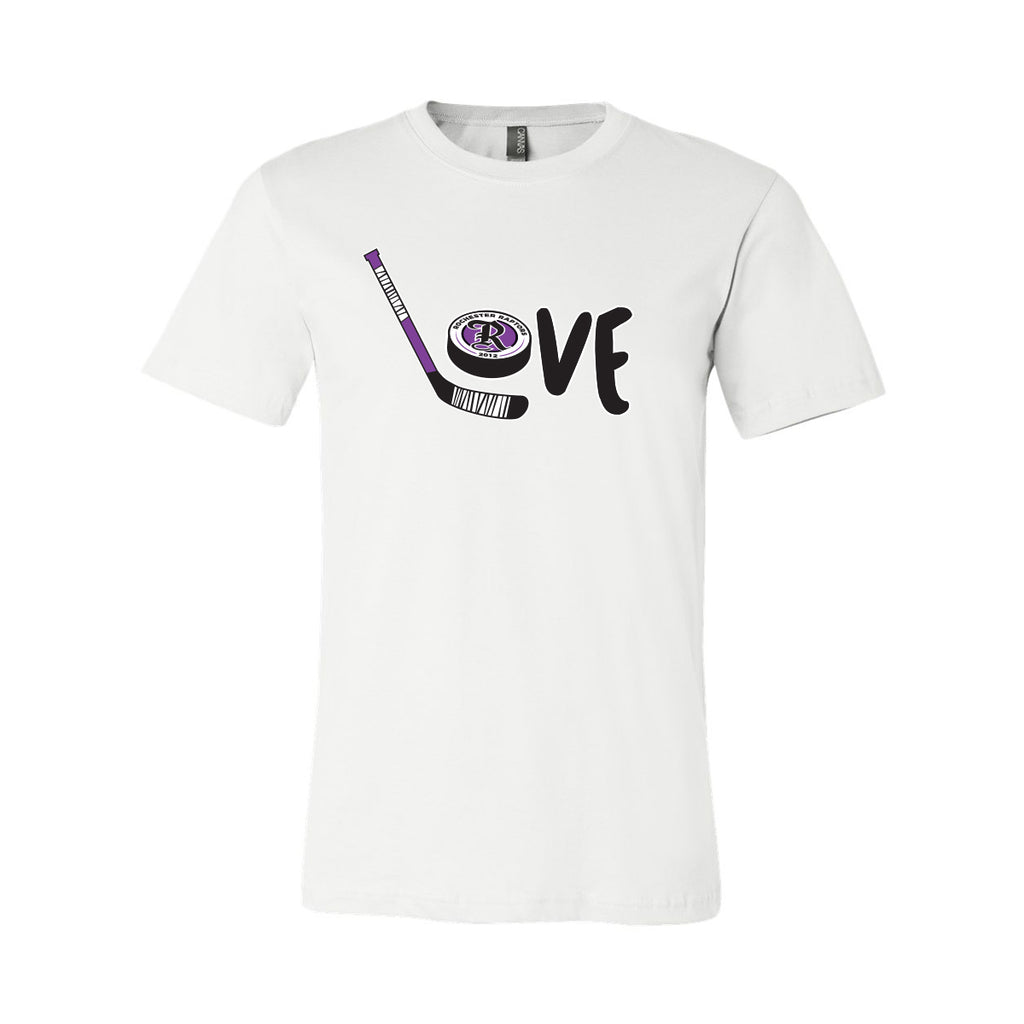 Official I Love Raptors T-Shirt (Unisex/Youth)