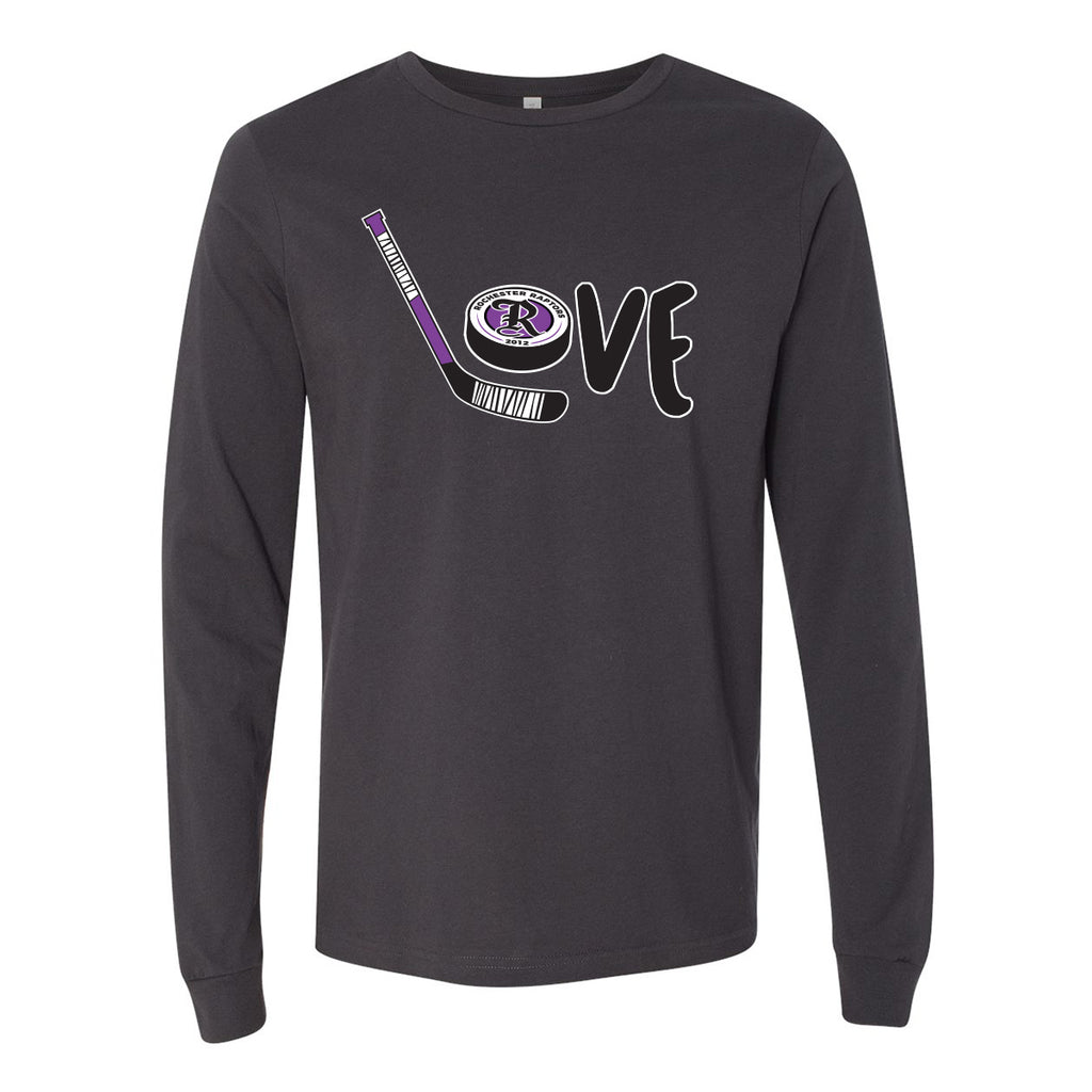 Official Raptors Long Sleeve T-Shirt (Unisex/Youth)