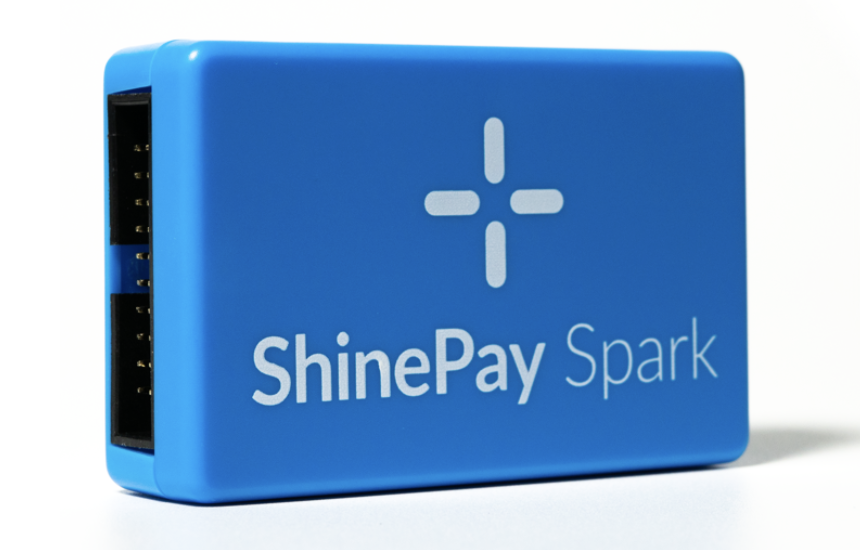 ShinePay Laundry Machine Kit Receiver  (Consignment)