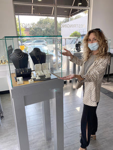 More Timeless Gifts of Gold Just Added by Designer Katrina Kelly For Christmas 2020 at Jewelry Store Eklektic in River Oaks, Houston, Texas