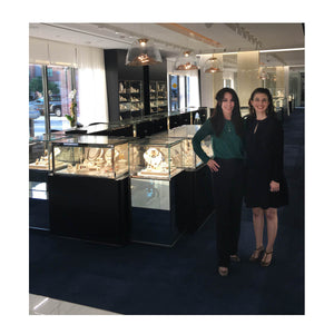 Tenenbaum Jewelers hosted the Women's Jewelry Association Houston Chapter at their store