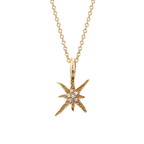 SEA STAR Wish Wand Charm