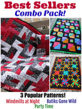 Best Sellers Combo Pack- 3 Different patterns!