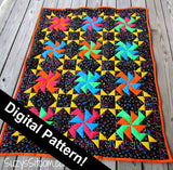 Party Time Digital Quilt Pattern
