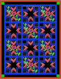 Bird Brained Quilt Pattern (Digital)