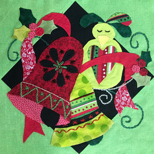 Holiday for the Birds Block 3- Bells