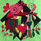 Holiday for the Birds Block 6- Gift