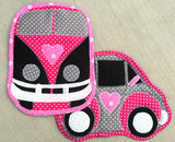 Love Bug Hot Pads Digital Pattern